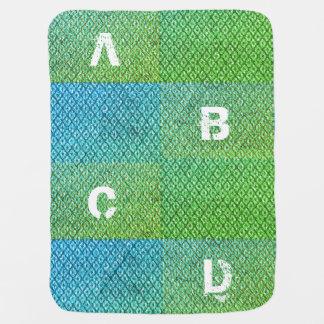 Alphabet Baby Blanket