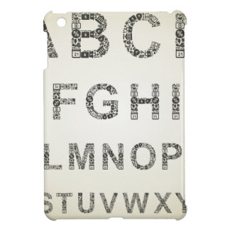 Alphabet business case for the iPad mini