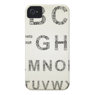 Alphabet business iPhone 4 cases