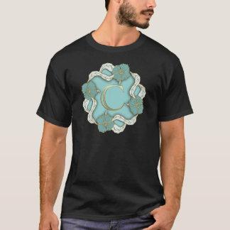 alphabet c  monogram T-Shirt