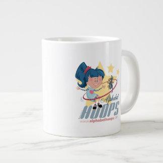 Alphabet Hoops: Mug