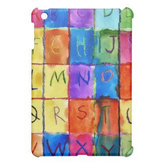 Alphabet iPad Mini Covers