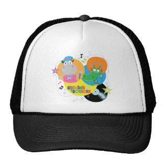 Alphabet Rockers Hats