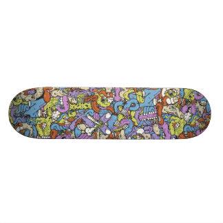 Alphabetcha Skate Deck
