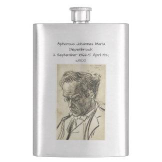 Alphons Johannes Maria Diepenbrock 1900 Hip Flask