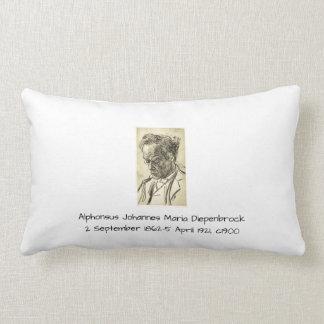 Alphons Johannes Maria Diepenbrock 1900 Lumbar Pillow
