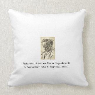 Alphons Johannes Maria Diepenbrock 1900 Throw Pillow