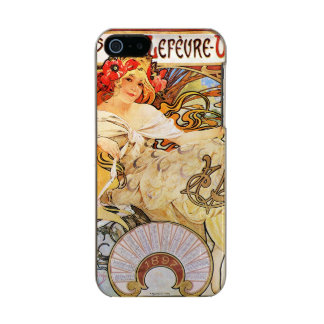 Alphonse Mucha Biscuits Lefevre-Utile Incipio Feather® Shine iPhone 5 Case