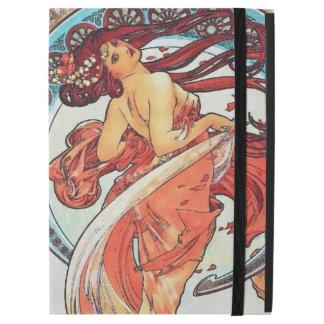 """Alphonse Mucha Dance Vintage Art Nouveau Painting iPad Pro 12.9"""" Case"""