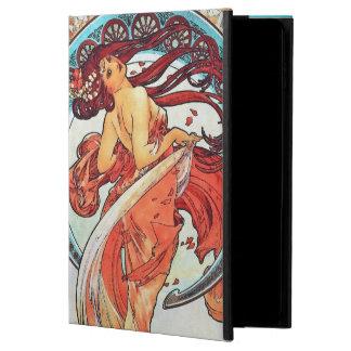Alphonse Mucha Dance Vintage Art Nouveau Painting Powis iPad Air 2 Case