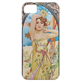 Alphonse Mucha Daybreak iPhone 5 Case