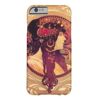 Alphonse Mucha Donna Orechini iPhone 6 case