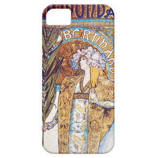 Alphonse Mucha Gismonda iPhone 5 Case