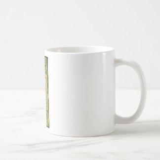 Alphonse Mucha Iris Coffee Mugs