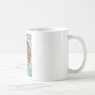 Alphonse Mucha Ivy Coffee Mug