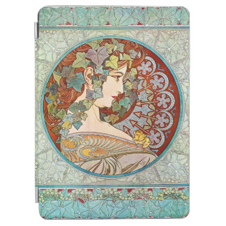 Alphonse Mucha Ivy iPad Air Cover