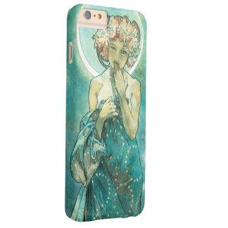 Alphonse Mucha Moonlight Clair De Lune Art Nouveau Barely There iPhone 6 Plus Case