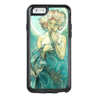 Alphonse Mucha Moonlight Clair De Lune Art Nouveau OtterBox iPhone 6/6s Case