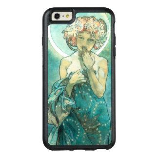 Alphonse Mucha Moonlight Clair De Lune Art Nouveau OtterBox iPhone 6/6s Plus Case