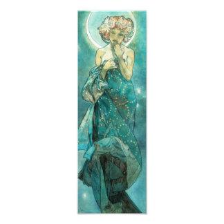 Alphonse Mucha Moonlight Clair De Lune Art Nouveau Photo Print