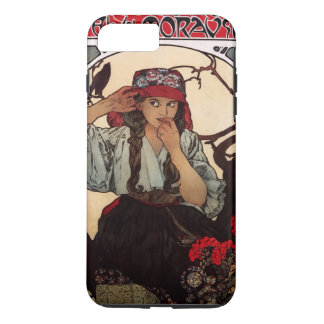 Alphonse Mucha Moravian Teacher's Choir GalleryHD iPhone 7 Plus Case