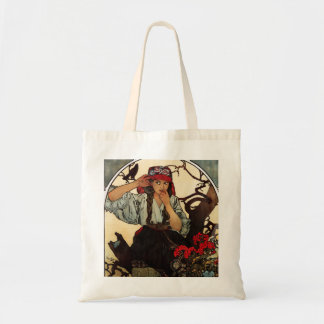 Alphonse Mucha Moravian Teachers Choir Tote Bag