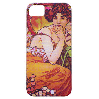 Alphonse Mucha Phone Case