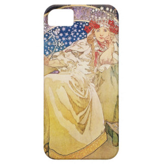 Alphonse Mucha Princess Hyacinth iPhone 5 Case
