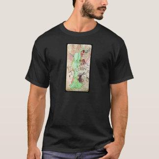 Alphonse Mucha Winter II T-Shirt