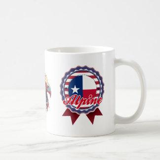 Alpin, TX Tasse À Café