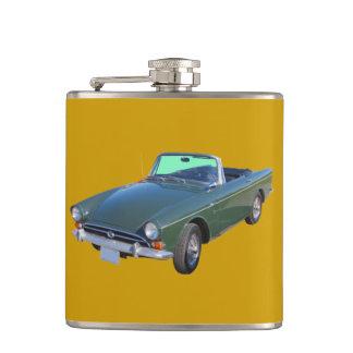 Alpine 5 convertible Sports Car Flask