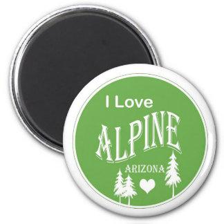 Alpine Arizona 2 Inch Round Magnet