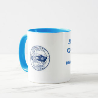 Alpine County California Mug