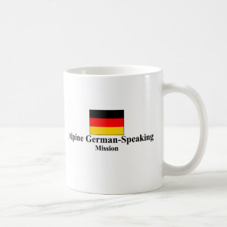 Alpine German-Speaking LDS Mission Mug