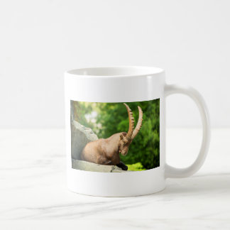 Alpine Goat Takes A Break From Climbing Coffee Mug