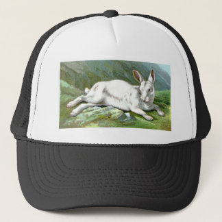 Alpine Hare Trucker Hat