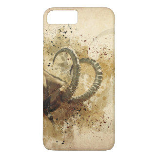Alpine ibex iPhone 8 plus/7 plus case