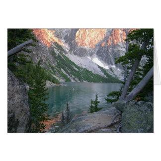 Alpine Lakes Wilderness Card