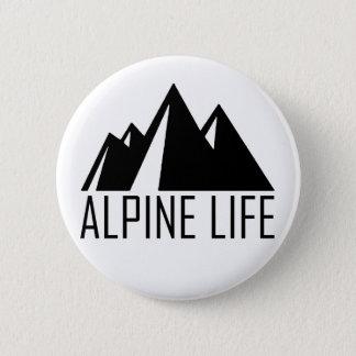 Alpine Life 2 Inch Round Button