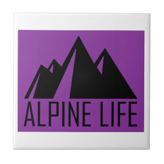 Alpine Life Tile