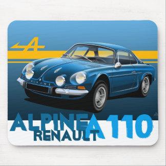 Alpine Renault A110 Mouse Mat