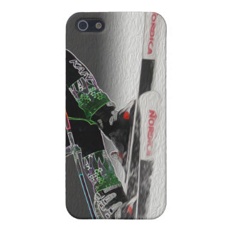 Alpine Skiing D1368-038 Case For iPhone 5/5S
