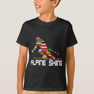 Alpine Skiing T-Shirt