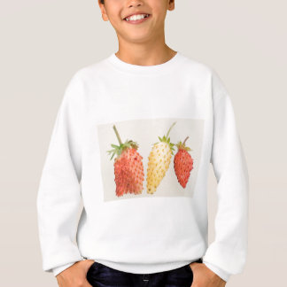 Alpine Strawberry Trio Sweatshirt