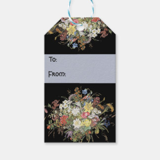 Alpine Wildflower Flowers Edelweiss Gift Tags Pack Of Gift Tags