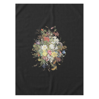 Alpine Wildflower Flowers Floral Spray Tablecloth