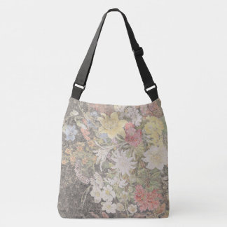 Alpine Wildflower Flowers Handmade Paper Tote Bag