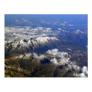 Alps Postcard