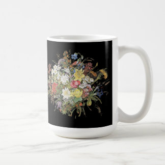 Alps Wildflower Flowers Floral Spray Mug