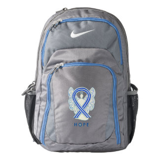 ALS Awareness Ribbon Angel Customized Backpack